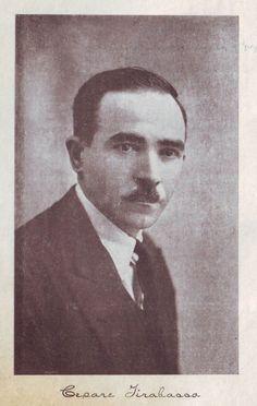 Cesare Tirabasso chef
