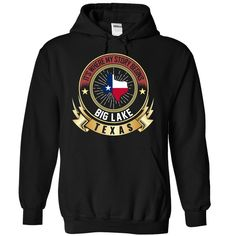 Big Lake TEXAS IS WHERE MY STORY BEGINS T-Shirts, Hoodies. BUY IT NOW ==► https://www.sunfrog.com/States/Big-Lake--TEXAS-IS-WHERE-MY-STORY-BEGINS-4266-Black-Hoodie.html?id=41382