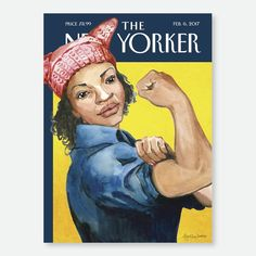 Curioos The New Yorker Fine Art Print by Abigail Gray Swartz New Yorker Covers, The New Yorker, Fine Art Prints, Canvas Prints, Framed Prints, Canvas Art, Rosie The Riveter, We Can Do It, 500 Piece Puzzles