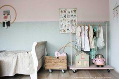 Meisjes slaapkamer ideeen | Kinderkamerstylist Baby Bedroom, Girls Bedroom, Girl Room, Play Beds, Kids Decor, Home Decor, Kid Spaces, New Room, Room Inspiration
