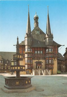 Nemecko Wernigerode