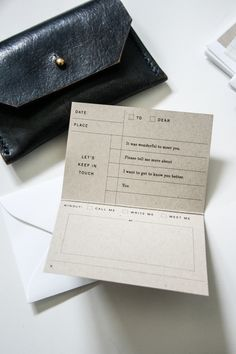 Little Notes: West Heritage Edition / Paper & Type.