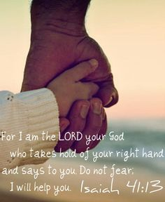 For I Am The Lord Your God