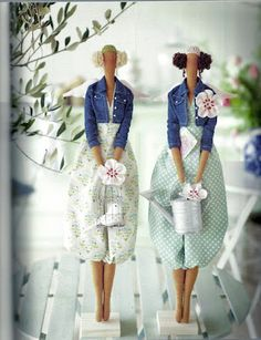 Tilda Varideer: Doll Patterns