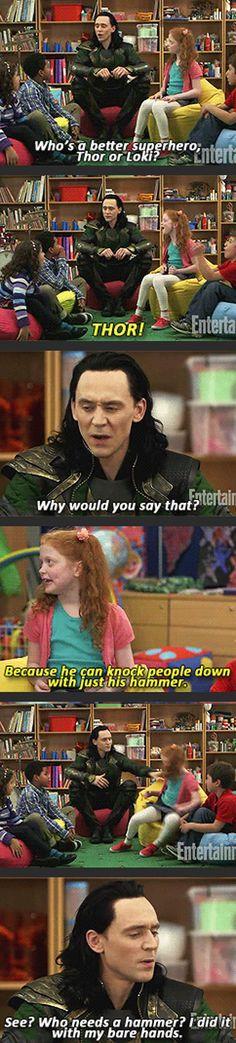 Thor or Loki…