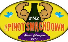 3rd Annual Pinot Noir Smackdown – September 6, 2012 #PinotSmackdown