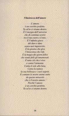 """carlomusical: """" Filastrocca dell' amore """" : Capolavoro della poe..."""