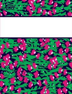 cute tumblr free printable binder covers | binder covers12