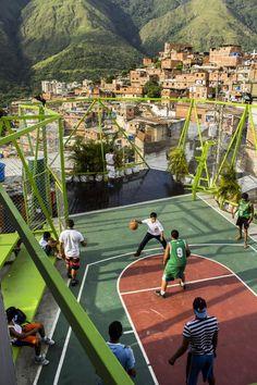 How+Venezuela's+Espacios+de+Paz+Project+is+Transforming+Community+Spaces