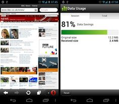 Opera Mini 7 for Android Available for Download, Reduces Data Costs By Up To 90%