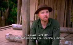 "Karl in ""An Idiot Abroad"""
