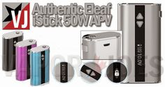 Vapor Joes - Daily Vaping Deals: IN STOCK FROM THE USA:  THE ISTICK 50 WATT + FREE ...