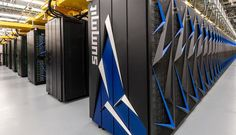 """A report by CNN stated that the IBM supercomputer """"Summit"""", which is currently the fastest in the world, has succeeded in identifying 77 active substances to fight the outbreak of Corona virus. Oak Ridge National Laboratory, Iot Projects, Computer Build, Fight For Us, News Website, Writing Services, Science And Technology, Technology News, Tennessee"""