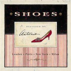 Vintage Shoes – Angela Staehling
