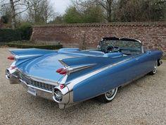 1959 Cadillac Eldorado Biarritz Convertible ★。☆。JpM ENTERTAINMENT ☆。★。