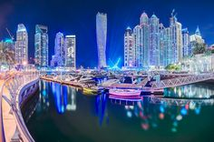 Visit Dubai possessing a vibrant and unique combination of excitement, infrastructure, adventure and much more. #travel #trips365