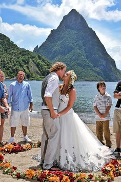 Passions of the Heart Wedding Package in St. Lucia - Click the image for more information.