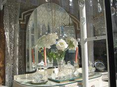 shop window in england
