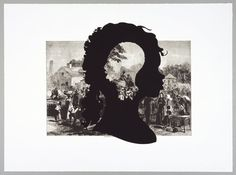 Harper's Pictorial History of the Civil War (Annotated), Kara Walker