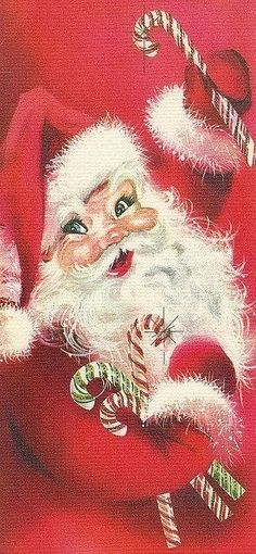 New vintage christmas cards noel ideas Christmas Scenes, Noel Christmas, Father Christmas, Retro Christmas, Christmas Greetings, Christmas Holidays, Xmas, Merry Christmas Sign Graphics, Christmas Mantles