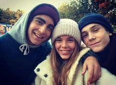 Jonas, Eva and Isak (Season 1)