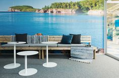 Sanoma ICT — Workspace Outdoor Furniture Sets, Outdoor Decor, Office Interiors, Finland, Home Decor, Decoration Home, Room Decor, Interior Design, Home Interiors