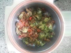 broccoli steam salad