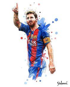 Leonel Messi a super-estrela mundial Soccer Art, Soccer Poster, Football Art, Chelsea Football, World Football, Football Player Messi, Messi Soccer, Messi Vs Ronaldo, Cristiano Ronaldo Juventus