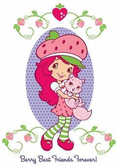 strawberry shortcake images clipart download my free