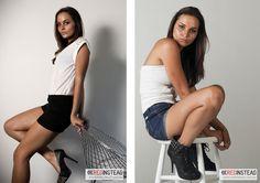 Portrait Charne Esterhuizen – Model Shoot Photography by Red Instead