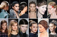 Тренд фризури за есен/зима 2014-2015 #hairstyle #fashion