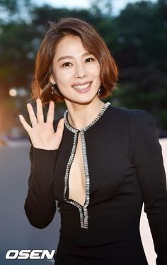 Baeksang Arts Awards: TV Section - Kim Hyun-joo Hyun Ji, Kim Hyun, Korean Actresses, Actors & Actresses, Asian Woman, Asian Girl, Asian Ladies, Korean Shows, Lil Black Dress