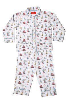 Circus Pyjamas and Dressing Gown