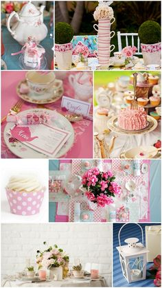 Tea Party Planning Ideas: Tea Cups & Cupcakes « The Daily Design by Koyal Wholesale