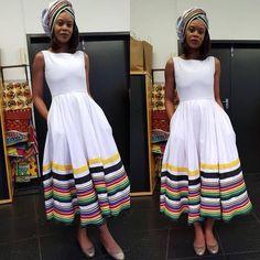 Venda traditional dresses 2019