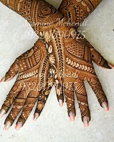 This is For your wedding special mehandi book now Indian Mehndi Designs, Unique Mehndi Designs, Wedding Mehndi Designs, Beautiful Mehndi Design, Indian Henna, Jewellery Designs, Mehndi Design Pictures, Mehndi Images, Unique Henna
