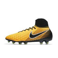 39d5a7ccda2 Nike Magista Orden II Firm-Ground Soccer Cleats Size 11.5 (Orange)