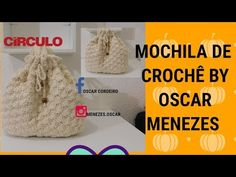 MOCHILA DE CROCHÊ COM FIO BARROCO 10 - YouTube Crochet Tote, Crochet Handbags, Crochet Purses, Sparkle Outfit, Sparkle Skirt, Crochet Bag Tutorials, Black Strappy Heels, Crochet Designs, Master Class