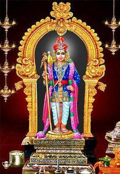 Lord Muruga -Thiruchendhur , south india
