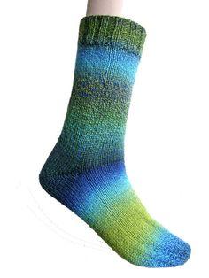 Sokken Schoppel Zauberball maat 39 40 van Carolinevantveer op Etsy