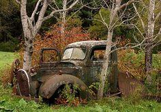 16 Abandoned Cars, Trucks, Buses, Tanks, Roads & Paths | Urbanist