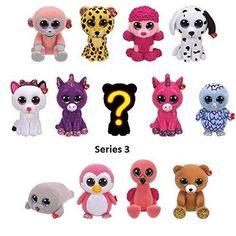 Beanie Boo Dogs, Beanie Buddies, Ty Beanie Boos, Paw Patrol Figures, Mini Boo, Original Beanie Babies, Ty Toys, Plush Dolls, Plushies