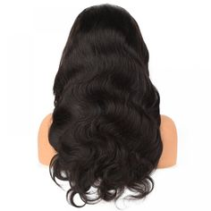 Brazilian Body Wave Wig Remy Lace Front Human Hair  Price: 88.62 & FREE Shipping To the Continental USA!    #hairextensions #hairsale #hairshop #hairgoals #hairporn#hairlove Body Wave Wig, Human Wigs, Wigs For Sale, Hair Shop, Brazilian Body Wave, Hair Goals, Hair Extensions, Waves, Hairstyles