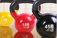 Kettle bells are a great addition to any workout, and they are super easy to use! I love using mine for that extra push during my workout.  For more, check out http://bethalexanderfitness.com  #bethalexanderfitness #workout #fitness #strength #fit #equipment #kettlebells #gofit #weights