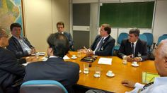 Reunião realizada com representantes da Fenapef e do Ministério do Planejamento e Gestão visou discutir a regulamentação da Lei nº 12.855/2013, que institui indenização para agentes da Polícia Federal ...
