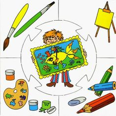 Crafts,Actvities and Worksheets for Preschool,Toddler and Kindergarten.Free printables and activity pages for free.Lots of worksheets and coloring pages. Preschool Education, Preschool Learning, Preschool Activities, Teaching, Community Workers, Community Helpers, Puzzle Crafts, Kindergarten, Speech Therapy Activities