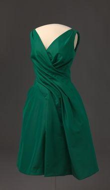 Cocktail dress, 1957, Digitalt Museum