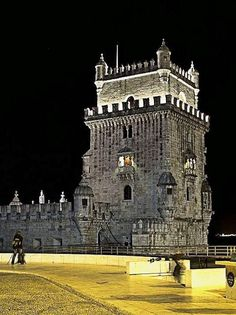 Belem Fort. Lisboa #Portugal