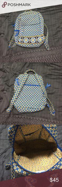 Vera Bradley backpack Excellent condition! Vera Bradley Bags Backpacks