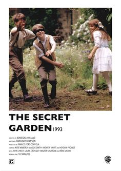 The Secret Garden 1993 [made by me] Cinema Movies, Movie Songs, I Movie, Movies Showing, Movies And Tv Shows, The Secret Garden 1993, Movie To Watch List, Movie Prints, Alternative Movie Posters